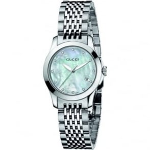 Gucci Womens G-Timeless Watch YA126504
