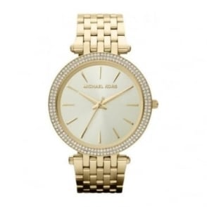 Michael Kors Ladies Gold Darci Watch MK3191
