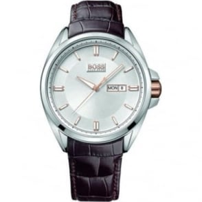 Hugo Boss Mens Driver Day Date Watch - 1512876