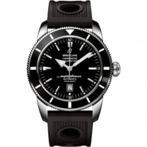 Breitling Mens Superocean Heritage 46 with Black Dial A1732024/B868