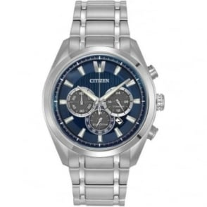 Citizen Mens Eco-Drive Sports Watch CA4016-51L