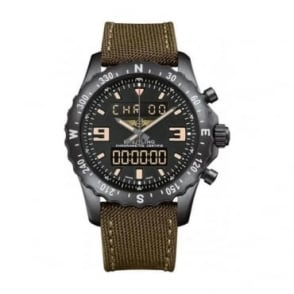Breitling Chronospace Military Watch - M7836622/BD39