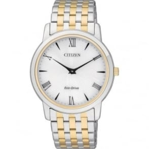 Citizen Mens Stiletto Eco-Drive Watch AR1128-58A