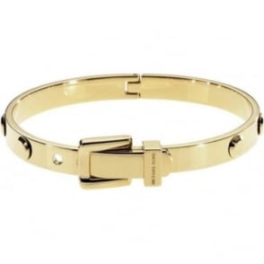 Michael Kors Jewellery Astor Gold Plated Bangle - MKJ1819710
