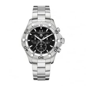 Tag Heuer Mens Aquaracer Chronograph Watch CAF101E.BA0821