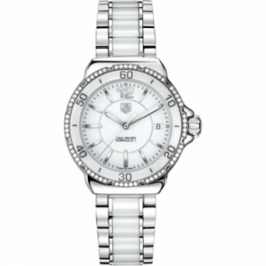 Tag Heuer Ladies Diamond Set Formula 1 Watch WAH1213.BA0861