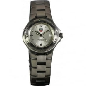 Pre-Owned Tag Heuer Unisex Kirium Stainless Steel Watch