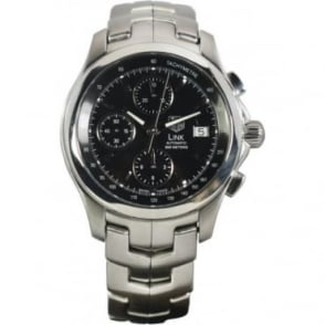 Pre-Owned Tag Heuer Mens Automatic Chronometer Watch