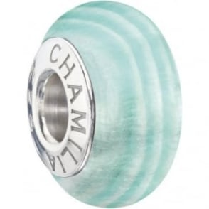 Chamilia Ribbon Candy - Frosty Teal 2110-1181