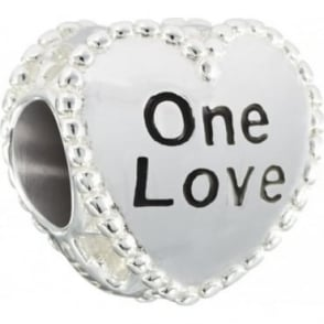 Chamilia Candy Hearts - One Love Charm 2020-0788