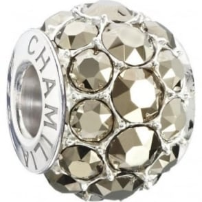 Chamilia Splendor - Metallic Light Gold Swarovski Bead 2025-1273