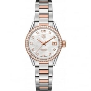 Tag Heuer Carrera Automatic Ladies Watch WAR2453.BD0772