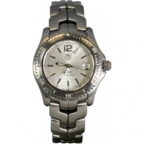 Pre-Owned Tag Heuer Link Mid-Size Stainless Steel