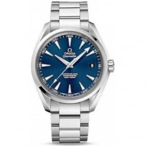 Omega Mens Seamaster Aqua Terra Watch 231.10.42.21.03.003