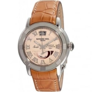 Raymond Weil Mens Parsifal Watch 2843-STC-00808
