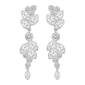Swarovski Ladies Diapason Medium Pierced Earrings. 5180709