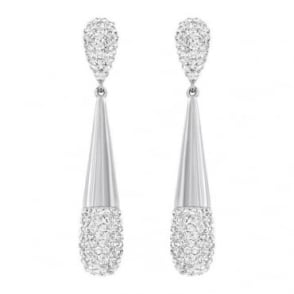 Swarovski Ladies Cypress Small Pierced Earrings 5124049