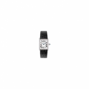 Cartier  Ladies Tank Solo Watch, Small Model. W5200005