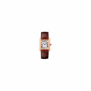 Cartier  Ladies Tank Solo Watch. W5200024