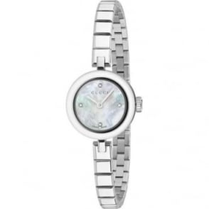 Gucci Ladies Diamantissima Small Diamond Watch - YA141503