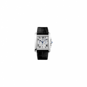 Cartier  Mens Tank MC Watch. Large Model W5330007