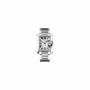 Cartier  Mens Tank Anglaise Watch, XL Model - W5310008