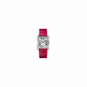 Cartier  Ladies Tank Anglaise Watch, Medium Model WT100030