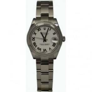 Pre-Owned Rolex Mid-Size Oyster Perpetual Datejust