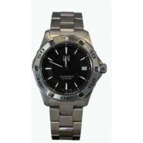 Pre-Owned Tag Heuer Men's Stainless Steel Aquaracer
