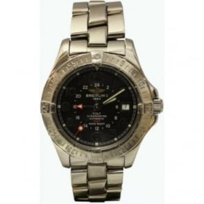 Pre-Owned Breitling Men's Stainless Steel Automatic Colt
