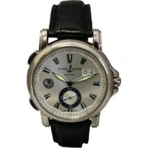 Pre-Owned Ulysse Nardin  Men's GMT Big Date Watch