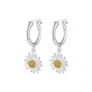 Daisy London Daisy Drop Earrings 10mm - E2007