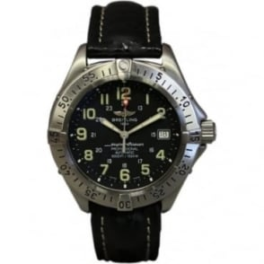 Pre-Owned Breitling Men's Stainless Steel SuperOcean Watch