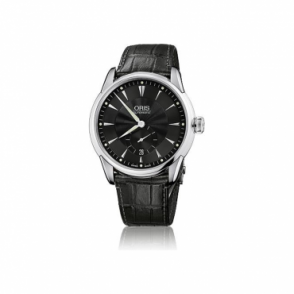 Oris Mens Artelier Small Second Watch - 01 623 7582 4074-07 5 21 71FC
