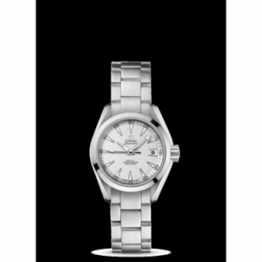 Omega Ladies Seamaster Aquaterra Co-Axial 30mm