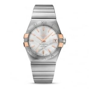 Omega Mens Constellation Watch 123.20.38.21.02.004