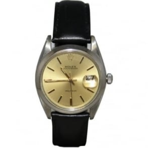Pre-Owned Rolex Men's Vintage Oyster Date Watch