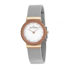 Skagen Ladies 'Freja Refined' Watch 358SRSC
