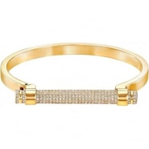 Swarovski Gold Friend Bangle