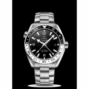 Omega Seamaster Planet Ocean 600m Co-Axial Master Chronometer GMT 43.5mm