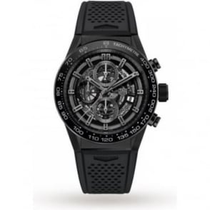 Tag Heuer Men's Ceramic Carrera Chronograph Watch