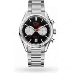 Tag Heuer Men's Stainless Steel Carrera Watch