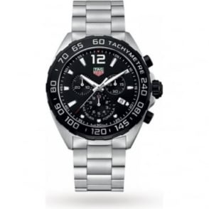 Tag Heuer Men's Stainless Steel Formula 1 Chronograph Watch