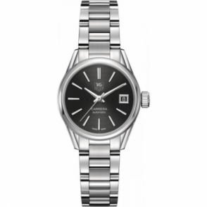 Tag Heuer Ladies Stainless Steel Carrera Watch