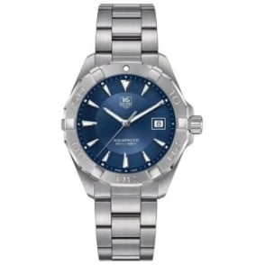 Tag Heuer Men's Stainless Steel Aquaracer Watch