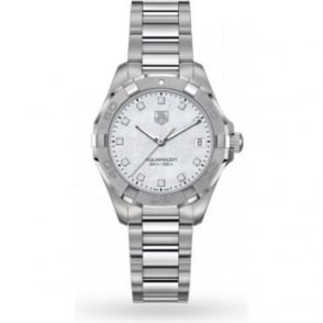 Tag Heuer Ladies Stainless Steel Aquaracer Watch