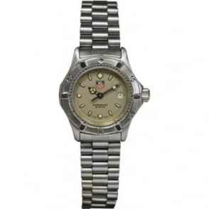 Pre-Owned Tag Heuer Ladies Stainless Steel Professional 200 Watch
