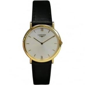 Pre-Owned Longines Men's 18ct Gold Watch