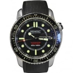 Pre-Owned Bremont Men's Supermarine North Sea Divers Watch