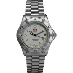 Pre-Owned Tag Heuer Men's Stainless Steel 2000 Series Watch